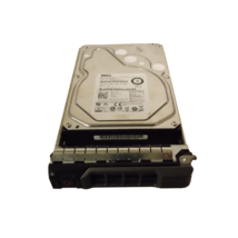 DELL 4TB 6G 7.2K LFF SAS HDD