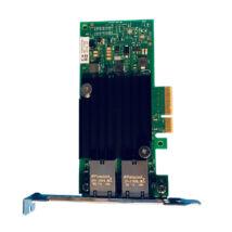 DELL INTEL X550-T2 CNA 10GBE BASE-T DUAL PORT PCI-E 3.0 - HPB