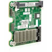 HP SMART ARRAY P711/1G 6GB FBWC 4-PORTS MEZZANINE SAS CONTROLLER