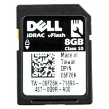 DELL IDRAC6 VFLASH 8GB SD CARD