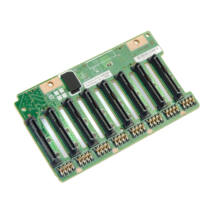 HP SAS/SATA 8*SFF BACKPLANE BOARD FOR DL380 G9