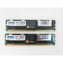 DELL 8GB (2X4GB) PC2-5300F DDR2 MEMORY KIT