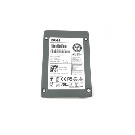 """Dell 200GB 12G 2.5"""" SAS Solid State Drive"""