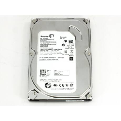 "Dell 500GB 6G 7.2K 3.5"" SATA Hard Drive"
