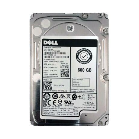 "Dell 600GB 10K 12G 2.5"" SAS Hard Drive"