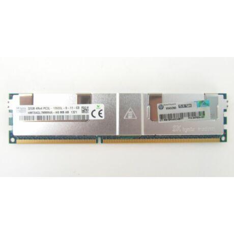 HP 32GB (1x32GB) QuadRank x4 PC3L-10600 LP Memory Module