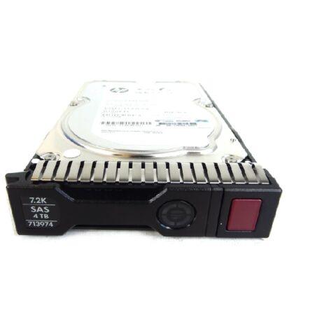 HP 4TB 7.2K 6G 3.5INCH SAS HDD