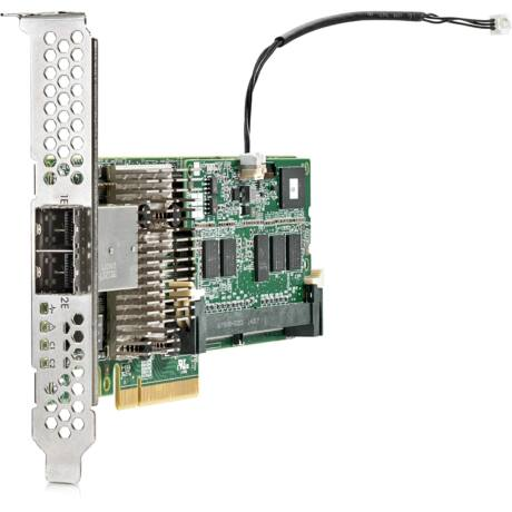 HP SMART ARRAY P440 4GB FBWC 12GB 1P SAS CNTLR - LOW PROF BRKT