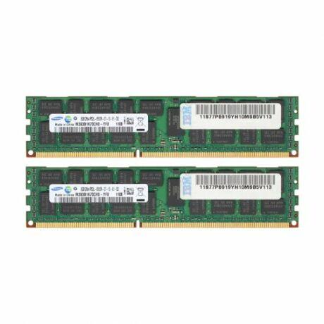 IBM 16GB (2X8GB) 2RX4 PC3L-8500R MEMORY KIT