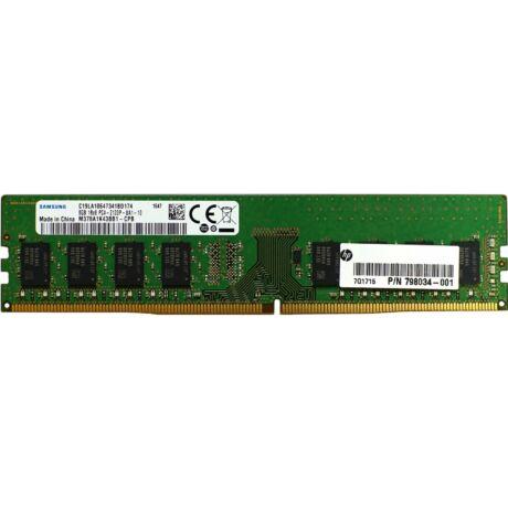 HP 8GB (1X8GB) 2RX8 PC4-17000P-U DDR4-2133MHZ UDIMM