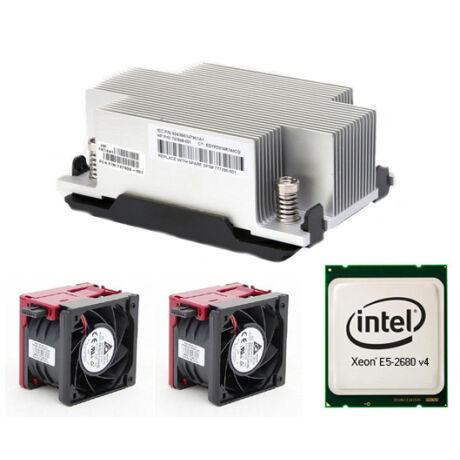 HP INTEL XEON 14 CORE E5-2680V4 35MB 2.40GHZ DL380 G9 CPU KIT