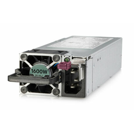 HPE 1600W FLEX 80 PLUS PLATINUM POWER SUPPLY