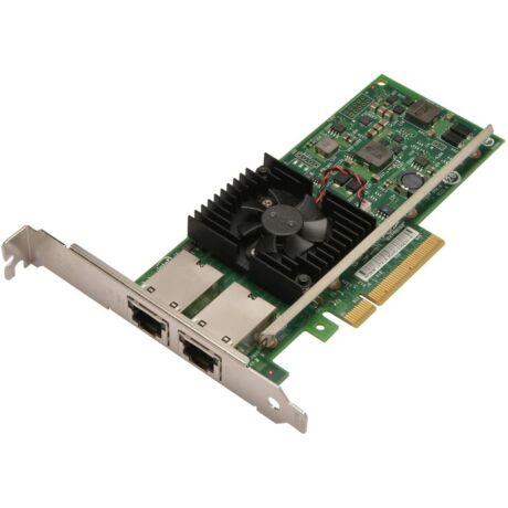 DELL INTEL X540-T2 DUAL-PORT 10GB NETWORK ADAPTER HIGH PROF BRKT