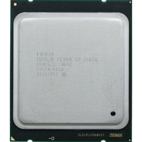 INTEL XEON 8 CORE CPU E5-2687W 20M CACHE 3.10 GHZ 8.00 GT/S