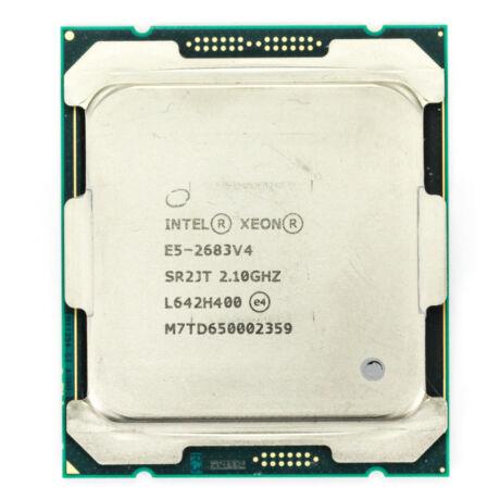 INTEL XEON 16 CORE CPU E5-2683V4 40MB 2.10GHZ