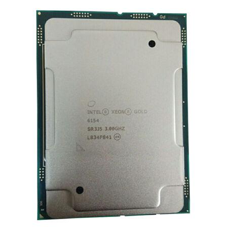 INTEL XEON 18 CORE CPU GOLD 6154 24.75MB 3.00GHZ