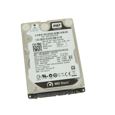 DELL 750GB 7.2K 6G 2.5INCH SATA HDD