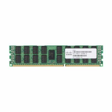 CISCO 32GB (2*16GB) PC3L-10600R 4RX4 1.35V MEMORY KIT