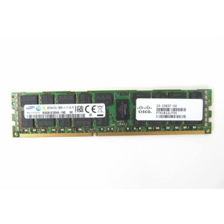 CISCO 8GB (1*8GB) PC3-17000 1RX4 DDR4-2133-MHZ MEMORY KIT
