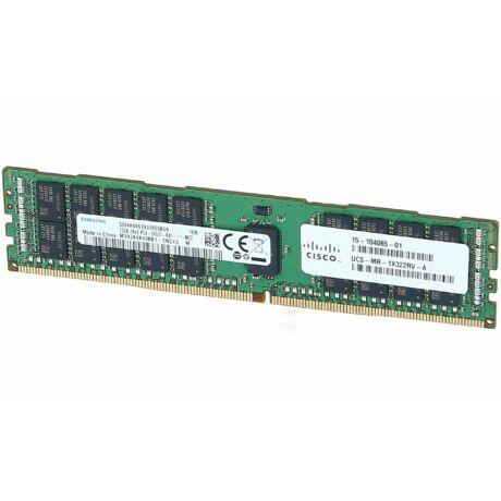 CISCO 32GB (1*32GB) 2RX4 PC4-19200T-R DDR4-2400MHZ RDIMM